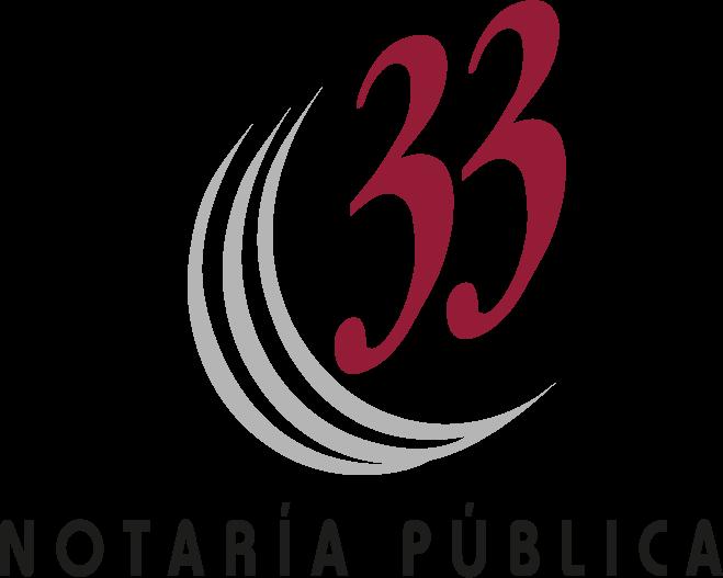 Notaría Pública No. 33